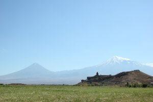 Armenia - podróże