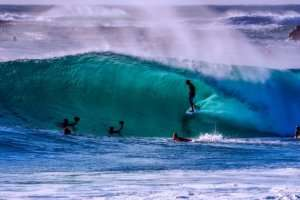 Atrakcje Australii - Serfing