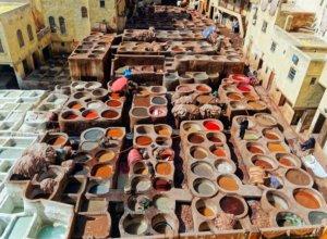 atrakcje w maroko