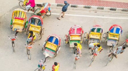 Bangladesz - podróż