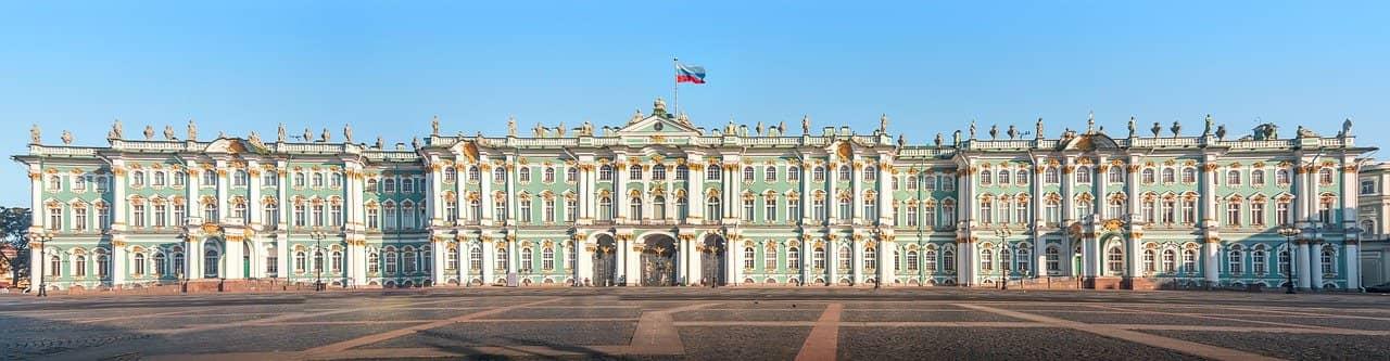 Ermitaż - ciekawostki o Rosji