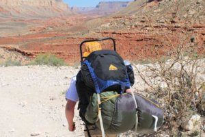 Wędrówka przez Wielki Canion Kolorado