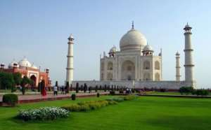 Indie - Tadź Mahal