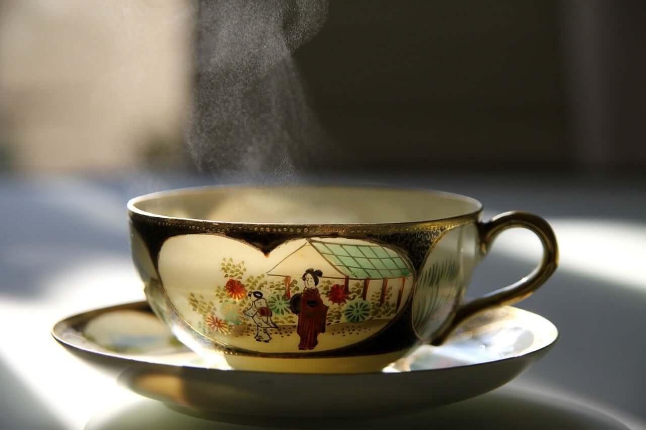 Japońska ciekawostka o herbacie