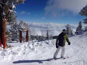 Wyprawa do Lake Tahoe w USA
