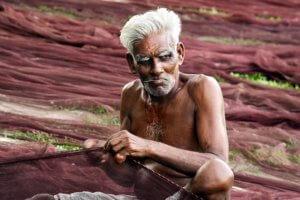 Mieszkańcy Bagladeshu