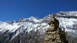 Nepal - typowy krajobraz