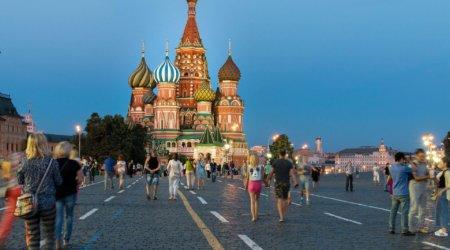Rosja - plac czerwony