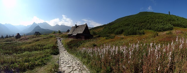 Tatry - polskie góry