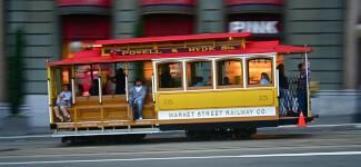 San Francisco - tramwaj