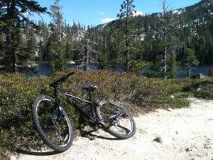 Wyprawa rowerowa po Sierra Nevada