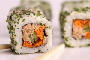 Sushi - symbol kulinarny Japonii