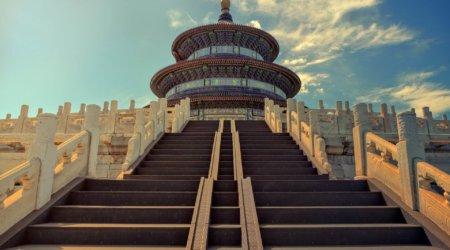 Świątynia nieba w Pekinie - Chiny
