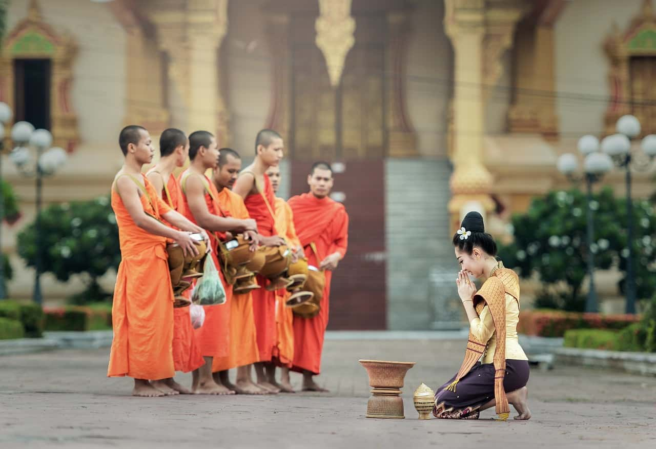Tajlandia - buddyzm