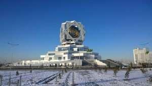Wyprawa do Turkmenistanu