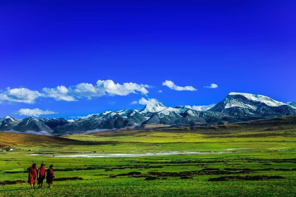 Tybet - ciekawostka o izolacji