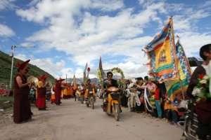 Na wycieczce po Tybecie