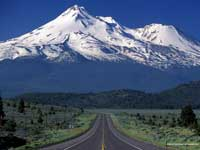 USA - mount Shasta