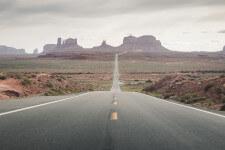 Utah w Ameryce - Nevada