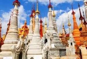 Wakacje w Birmie