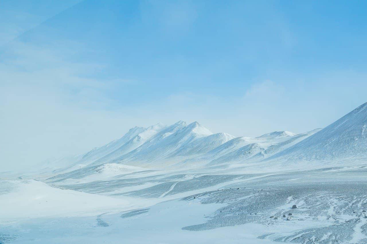 Zimowa podróż na Islandię