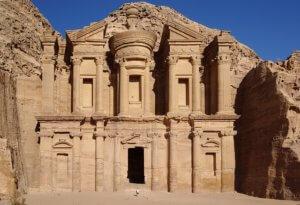 Petra - Wakacje w Jordanii i Izraelu