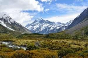 Wakacje w Nowej Zelandii
