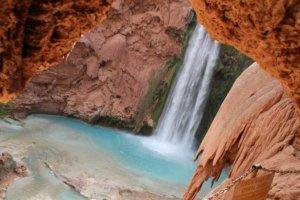 Wodospad Havasu