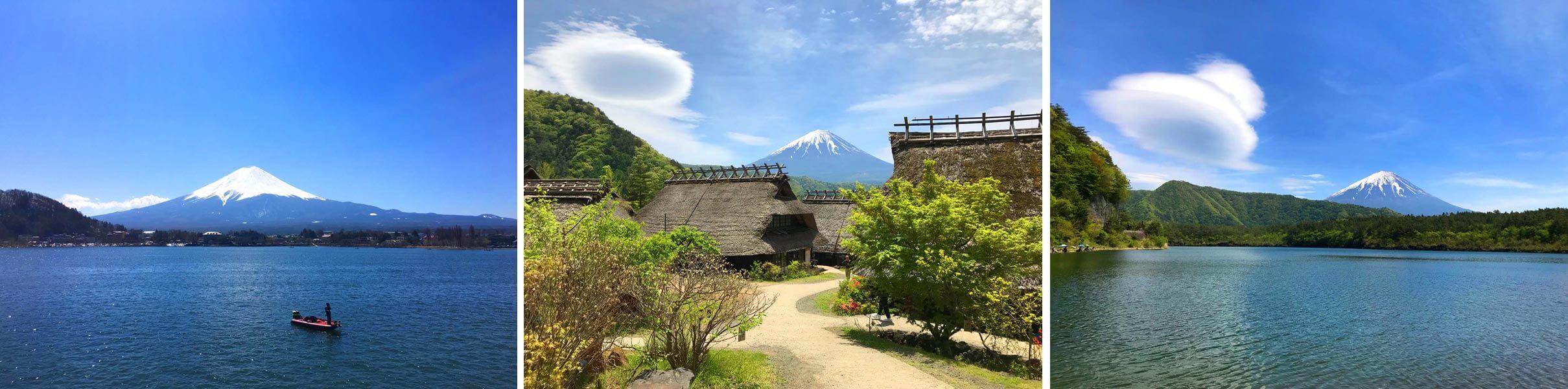 Wulkan Fuji