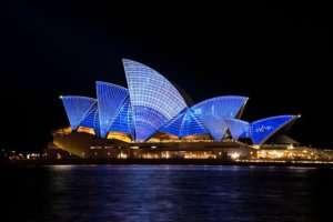 Wycieczka do Australli - Opera w Sydney
