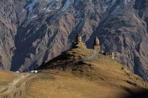Wycieczka do Gruzji - Góry Kaukaz