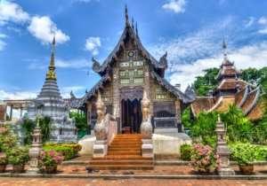 Wycieczka po Tajlandii