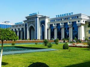 Uzbekistan - wycieczka