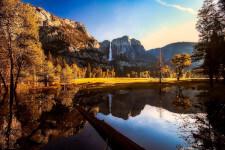 Wycieczka obiazdowa po Yosemite