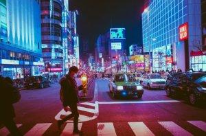Zwiedzanie pełnej kontrastów Japonii