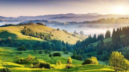 Wzgórza w Indiach