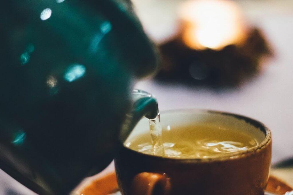 Zielona herbata z Wietnamu